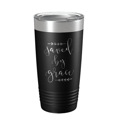 Saved By Grace 20oz Insulated Tumbler
