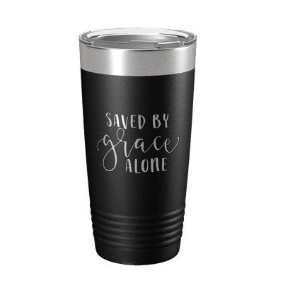 Saved By Grace Alone 20oz Insulated Tumbler