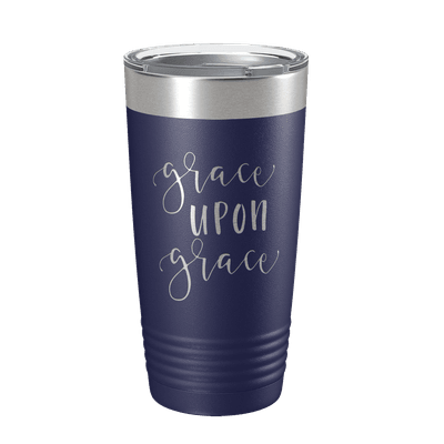 Grace Upon Grace 20oz Insulated Tumbler