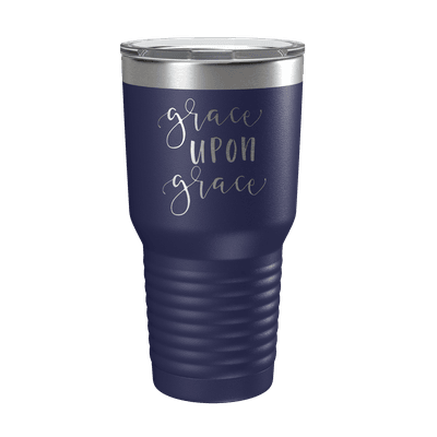 Grace Upon Grace 30oz Insulated Tumbler
