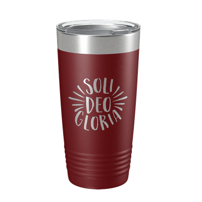 Soli Deo Gloria 20oz Insulated Tumbler