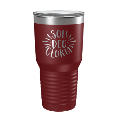 Soli Deo Gloria 30oz Insulated Tumbler