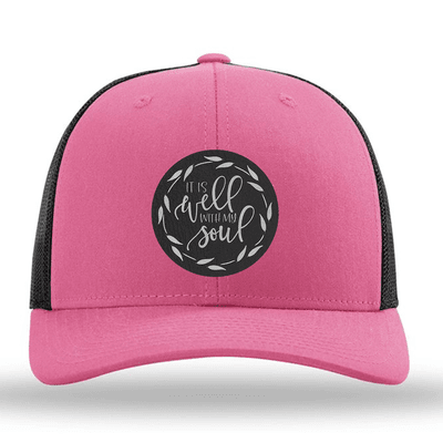 It Is Well With My Soul Trucker Hat
