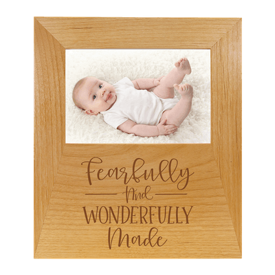 Fearfully And Wonderfully Made Frame