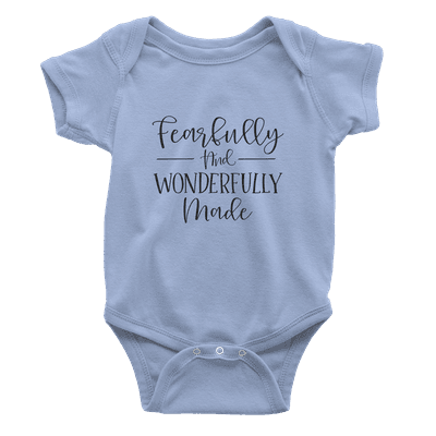 Fearfully And Wonderfully Made Kids