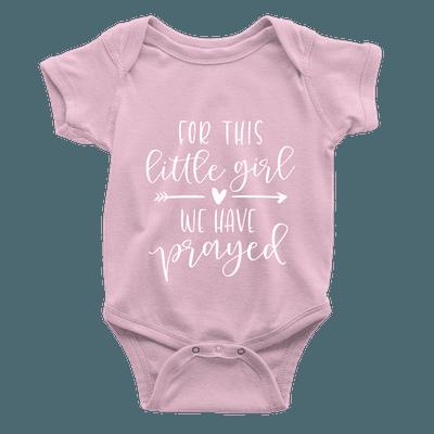 Little Girl We Prayed Kids