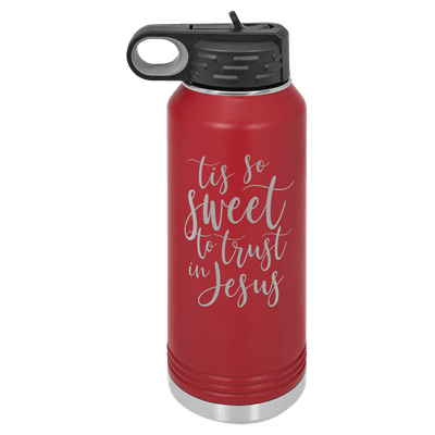 Tis So Sweet 32oz Insulated Water Bottle