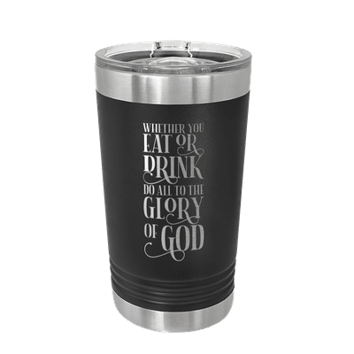 Eat or Drink Insulated Pint