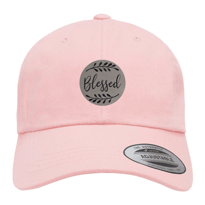 Blessed Patch Dad Hat