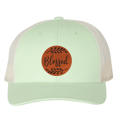 Blessed (Patch) Trucker Hat