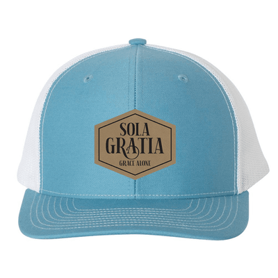 Sola Gratia (Patch) Trucker Hat
