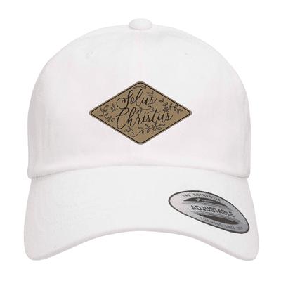 Solus Christus Floral Patch Hat