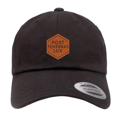 Post Tenebras Lux Diamond Patch Hat