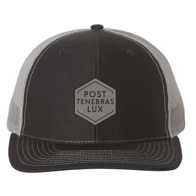 Post Tenebras Lux Diamond (Patch) Trucker Hat