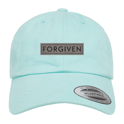 Forgiven Patch Dad Hat