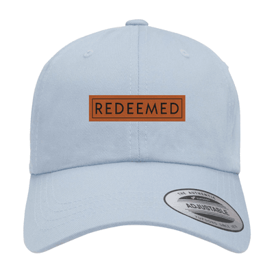 Redeemed Patch Dad Hat