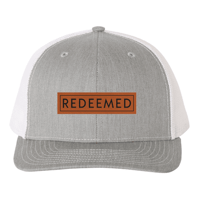 Redeemed (Patch) Trucker Hat