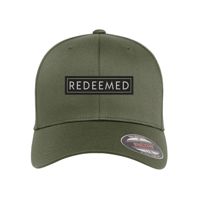 Redeemed Patch Fitted Hat