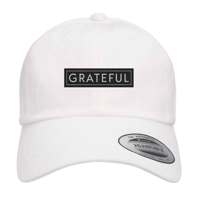 Grateful Patch Dad Hat
