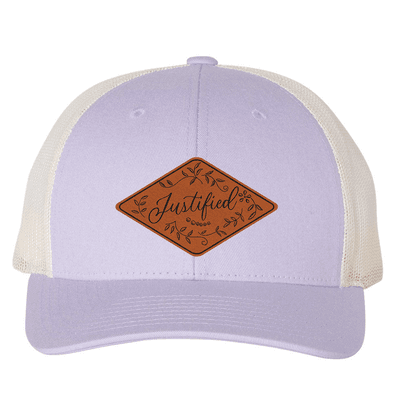 Justified Floral (Patch) Trucker Hat