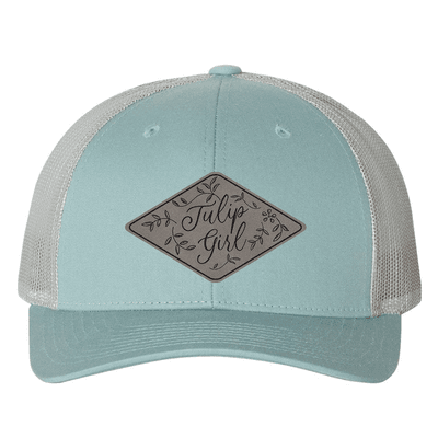 Tulip Girl Floral (Patch) Trucker Hat
