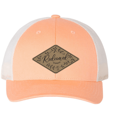 Redeemed Floral (Patch) Trucker Hat