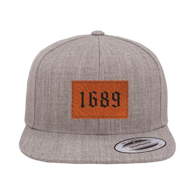 1689 Snapback Hat