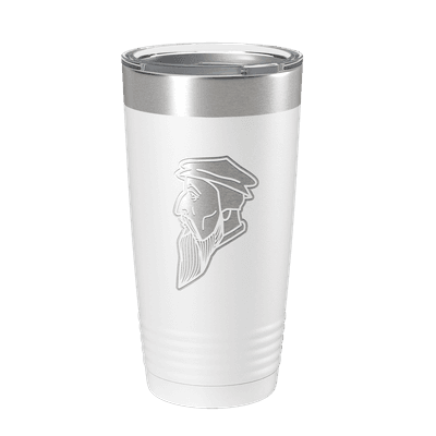 John Calvin Profile 20oz Insulated Tumbler