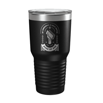 Held Captive to the Word of God 30oz Insulated Tumbler