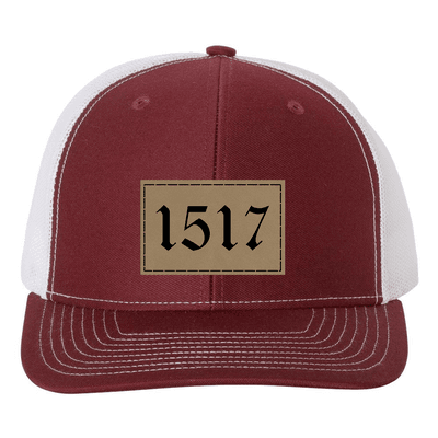 1517 Reformation Trucker Hat