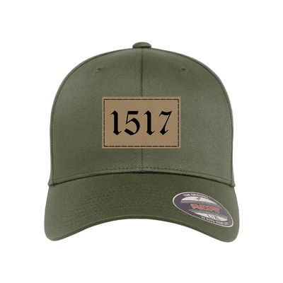 1517 Reformation Patch Fitted Hat