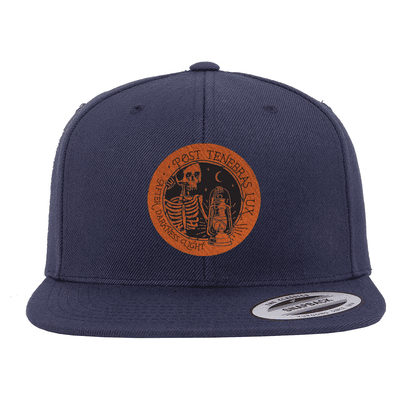 Post Tenebras Lux Snapback Hat
