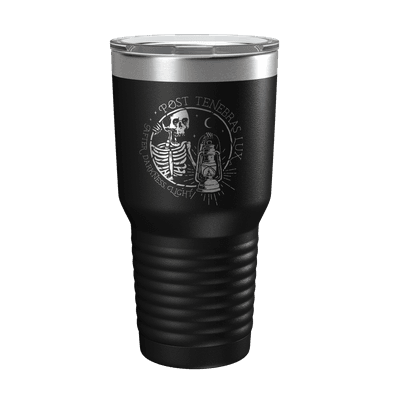 Post Tenebras Lux 2 30oz Insulated Tumbler