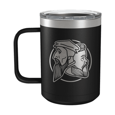 Logo 15oz Insulated Camp Mug