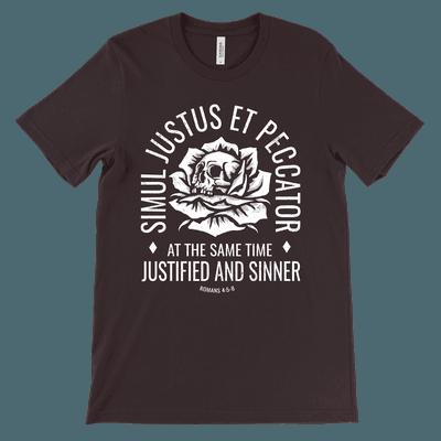 Simul Justus Et Peccator