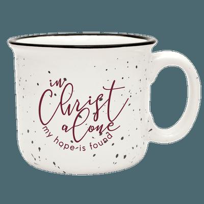 Christ Alone Camp Mug