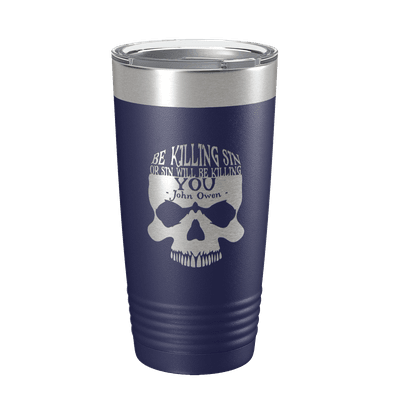 Be Killing Sin (Skull) 20oz Insulated Tumbler