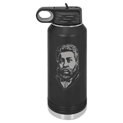 Charles Spurgeon 32oz Insulated Water Bottle