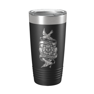 Always Reforming Rose 20oz Insulated Tumbler