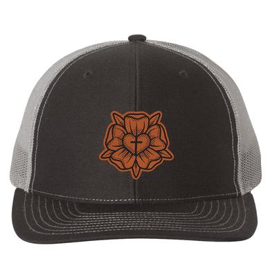 Lutheran Rose Trucker Hat