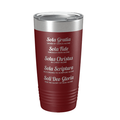 The Five Solas 20oz Insulated Tumbler