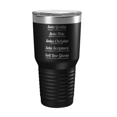 The Five Solas 30oz Insulated Tumbler
