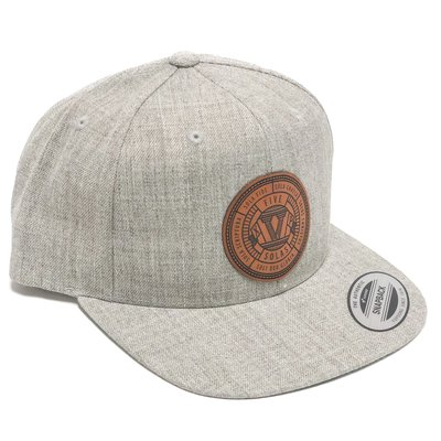 Five Solas Badge Snapback Hat