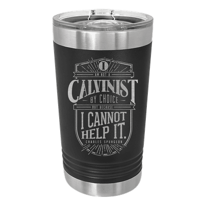 Calvinist Insulated Pint