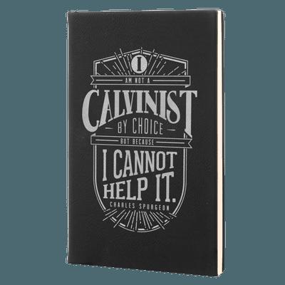 Calvinist Leatherette Hardcover Journal