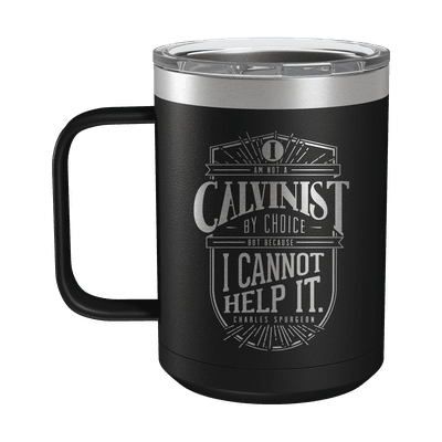 Calvinist 15oz Insulated Camp Mug