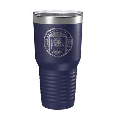 Charles Spurgeon Badge 30oz Insulated Tumbler