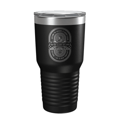 Spurgeon Cigar Quote 30oz Insulated Tumbler