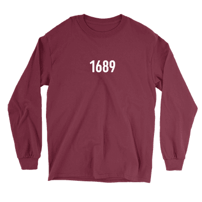 1689 - Long Sleeve Tee
