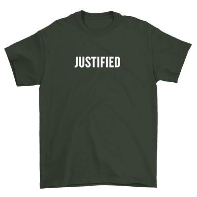 Justified Standard Tee